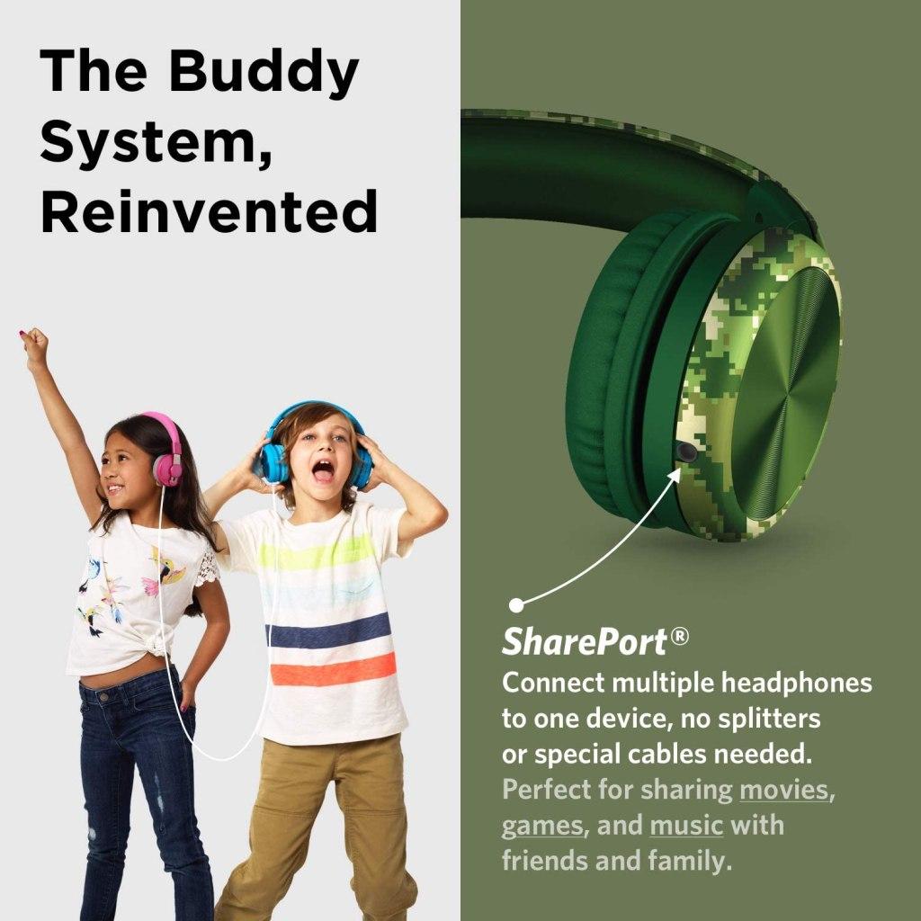 LilGadgets Connect+ PRO Kids Headphones